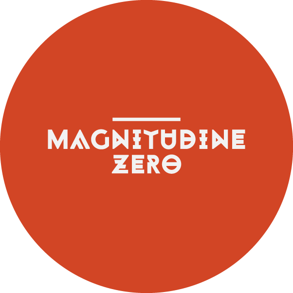 Magnitudine Zero logo sito
