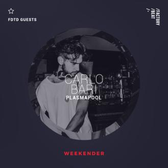 Weekender Carlo Bari