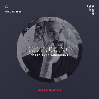 Weekender Go Dugong